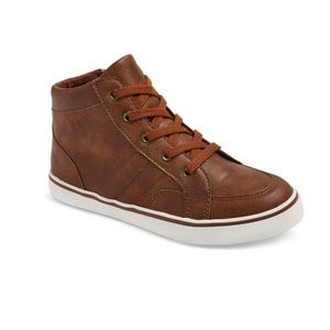 Boys' Florian Casual Mid Top Sneakers - Cat & Jack